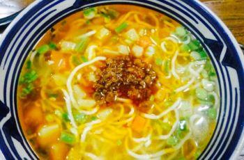 【神乐美食林】诸城老阴阳(西郊店)附近美食,老携程美食碗面结卡师界图片