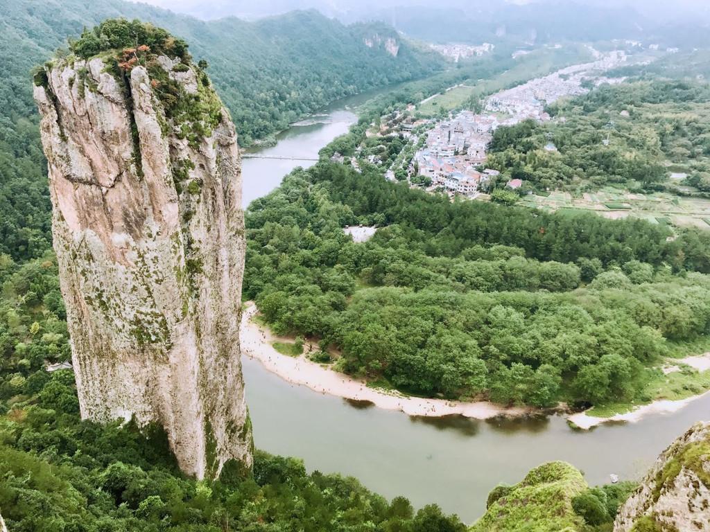 仙都风景区(鼎湖峰)
