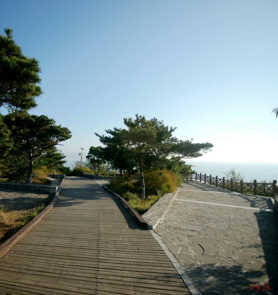 """""""十一""""葫芦岛滨海木栈道徒步行"""