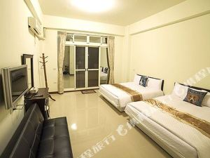 南投渡假168旅栈(168 for hotel)