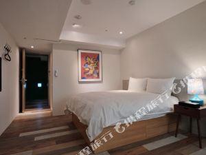 台中快乐脚旅栈(Happy Inn & Hostel)