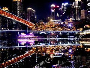 重庆在重庆青年旅舍(解放碑江景店)