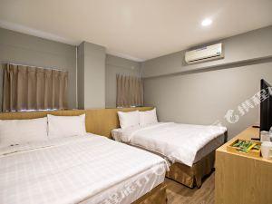 旅人驿站(台东铁花光点馆)(Traveller Inn Tiehua Light Spot Hotel)