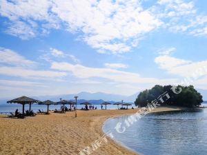 庐山西海渔村