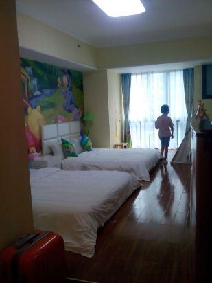 广州广州长隆8天儿童主题酒店公寓点评