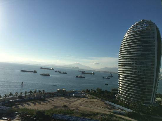 三亚凤凰岛国际邮轮港度假酒店