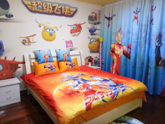 上海儿童玩具主题精品公寓