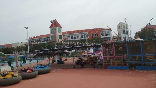 龙口东海月亮湾海景酒店