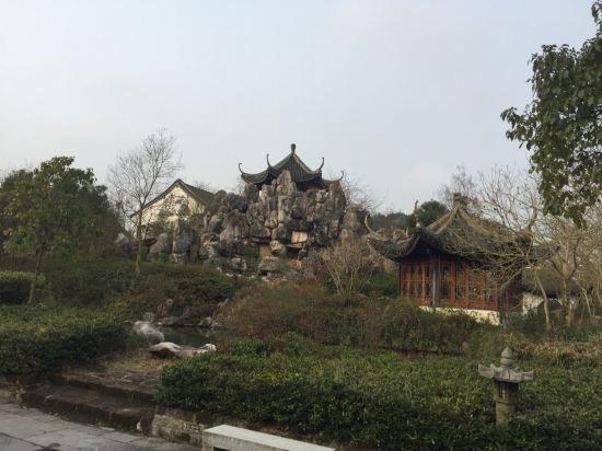 汉城安陵生态风景区
