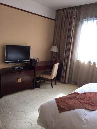 酒店不错,离黄山风景区很近