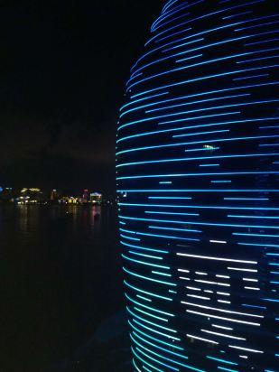 三亚凤凰岛海心沙酒店