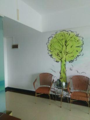 三亚手绘画风情酒店