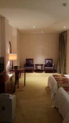 入住的酒店位于黄山风景区的温泉景区,环境美得无法形容!