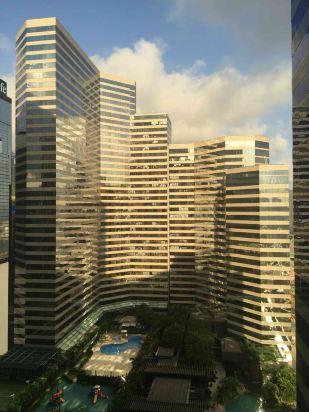 香港香港万丽海景酒店(renaissance harbour view hotel hong kong)点