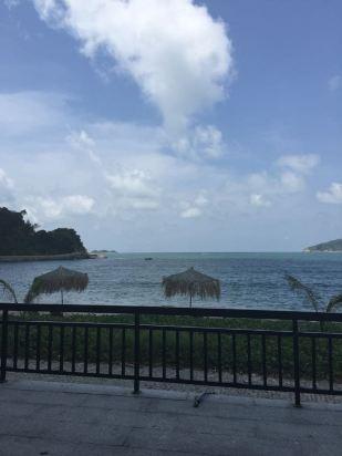 关于台山下川岛十里银滩酒店