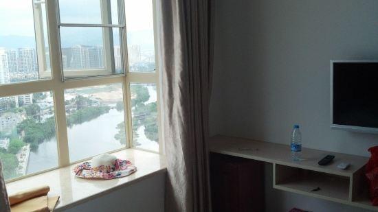 关于三亚太阳岛海景公寓