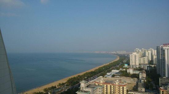 关于三亚湾蓝天海岸海景公寓