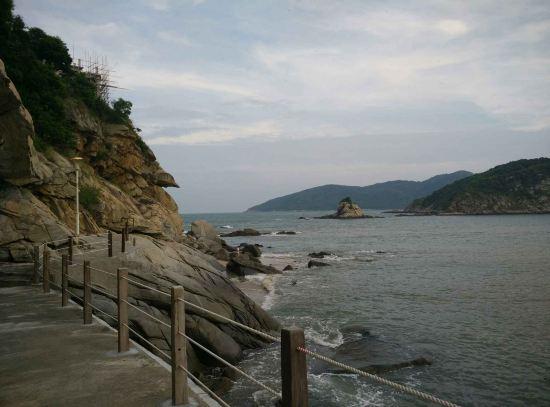 台山下川岛十里银滩酒店