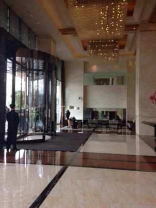石狮绿岛国际酒店点评