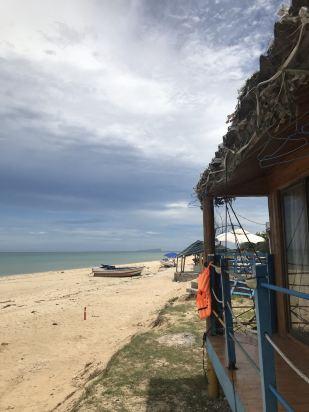 北海涠洲岛碧海阳光贝壳沙滩度假村点评