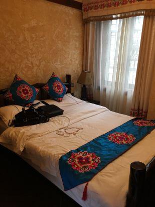 理县莎朗风情酒店