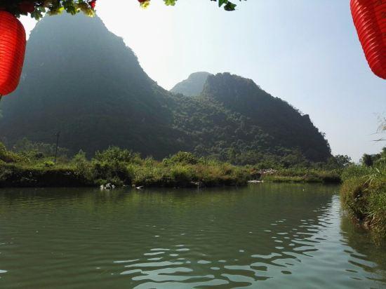 昭平五指山风景