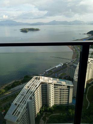 惠州中航元屿海缤纷海景酒店
