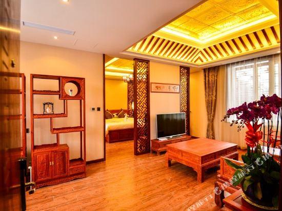 泰安云巢宾馆2晚 (可加购)泰山风景区门票·位于泰山岱顶南天门