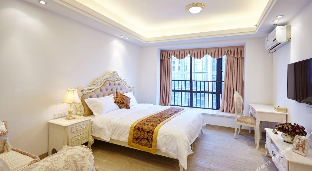 广州广州小时代长隆主题酒店公寓房间照片【携程客栈