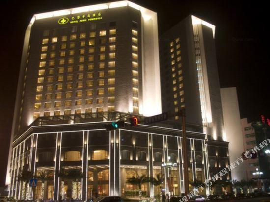 汕尾巴黎半岛酒店_dolly