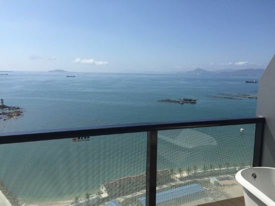 三亚凤凰岛最美假日酒店