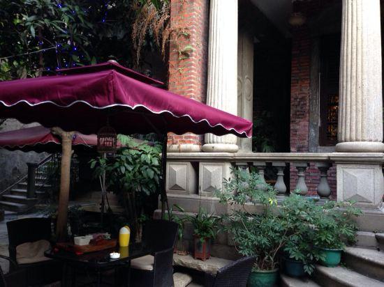 厦门乔治老咖啡别墅v咖啡旅馆风格别墅业主喜欢什么图片