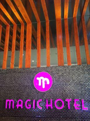 麦吉时尚连锁酒店(长沙车站北路店)