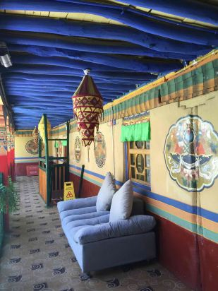 拉萨赤江拉让藏式宾馆图片