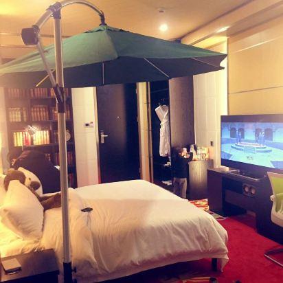 安吉铭谷屋设计师酒店