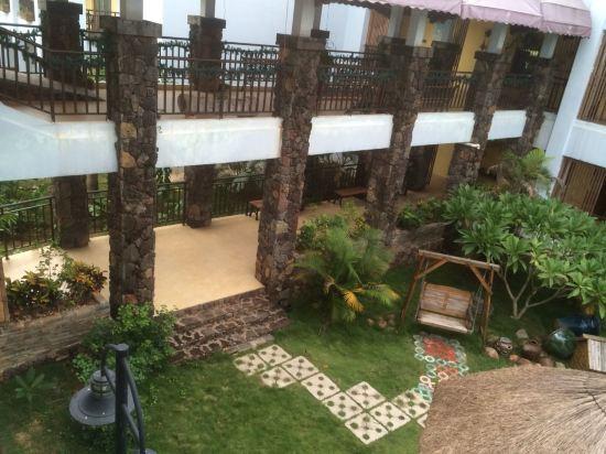 森林客栈目前是儋州比较有主题文化的一家花园