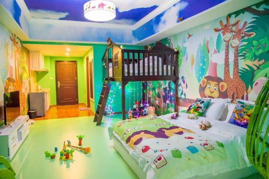 广州广州长隆儿童动物总动员主题式酒店公寓点评