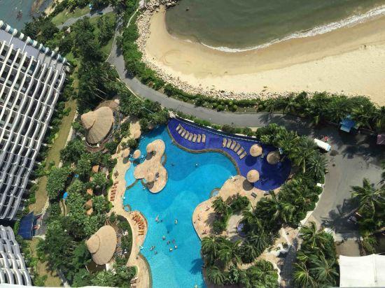 惠州惠东碧桂园十里银滩浪淘沙公寓酒店