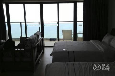 阳江逸尚国际酒店公寓(阳江海陵岛保利银滩店)怎么样