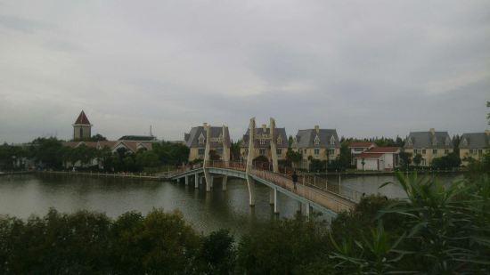 上海崇明横沙岛天使度假村怎么样