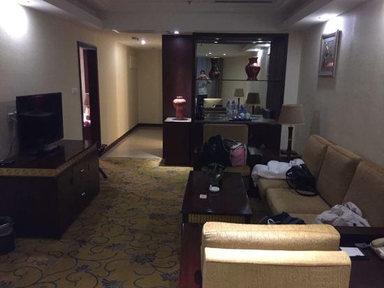 西安水晶岛酒店预订价格