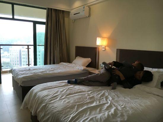 阳江沙扒湾沙巴岛酒店式公寓