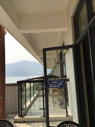 台山台山下川岛十里银滩酒店点评