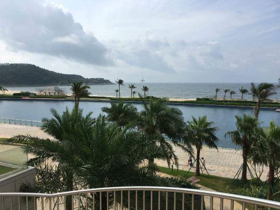 海贝客度假酒店公寓(阳江海陵岛敏捷黄金岛店)