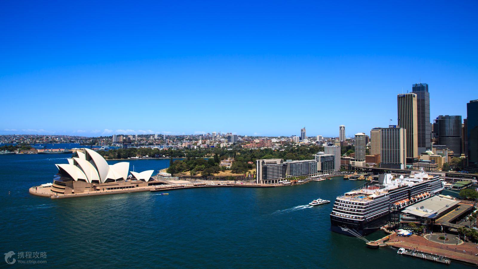 澳大利亚悉尼 凯恩斯 黄金海岸 墨尔本10日7晚跟团游