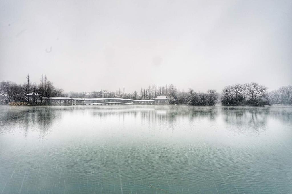 清冷的图片风景