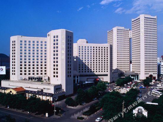 北京亮马河酒店式公寓