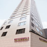 晋逸精品酒店中环(Butterfly on Wellington Boutique Hotel Central)