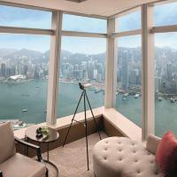 香港丽思卡尔顿彩世界1396j(The Ritz-Carlton Hong Kong)