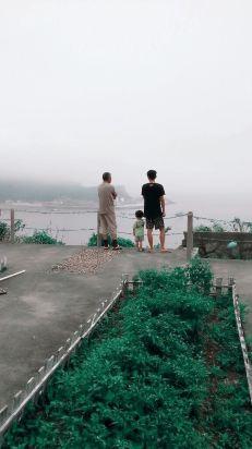 嵊泗东海渔村小木屋